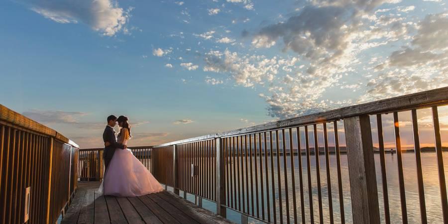 Everett Yacht Club wedding Everett