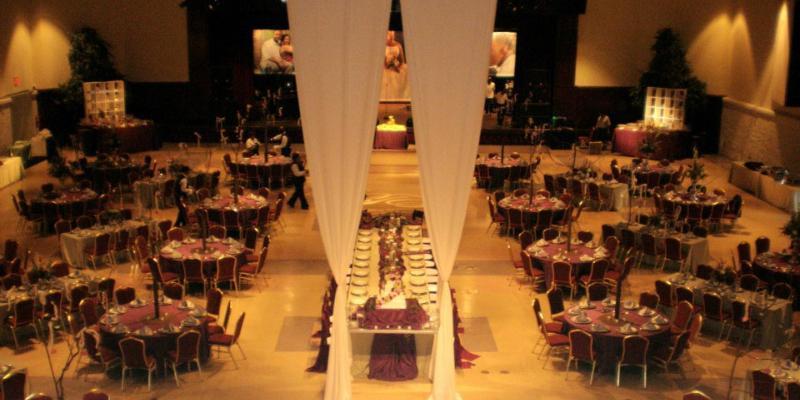 Daphne Civic Center wedding Southern Alabama