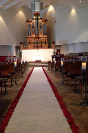 Calvary United Methodist Church wedding Indianapolis/Central Indiana