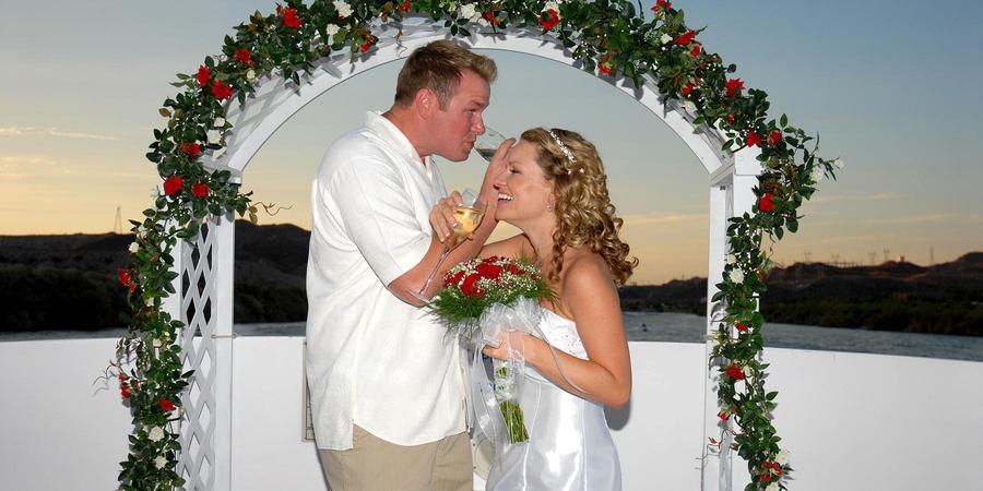 USS Riverside Weddings wedding Las Vegas