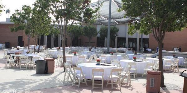Torrance Cultural Arts Center wedding Los Angeles