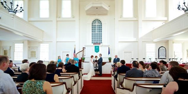 First Church of Christ, Congregational, 1652 wedding Hartford