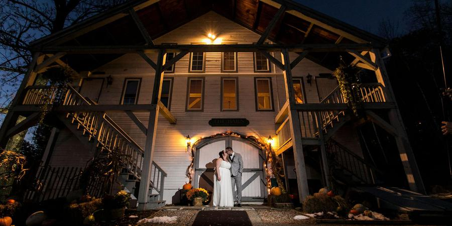 Christmas Farm Inn & Spa wedding Great North Woods/White Mountains