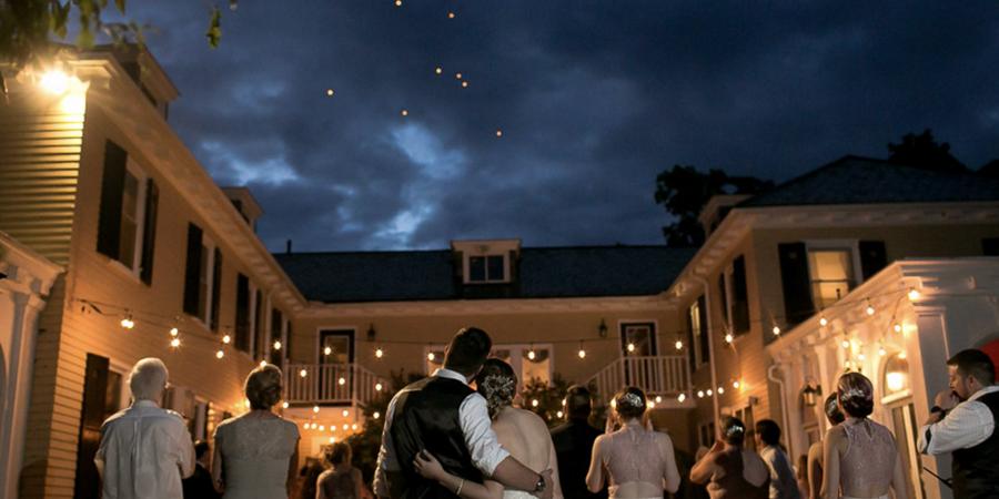 The Lilac Inn wedding Vermont