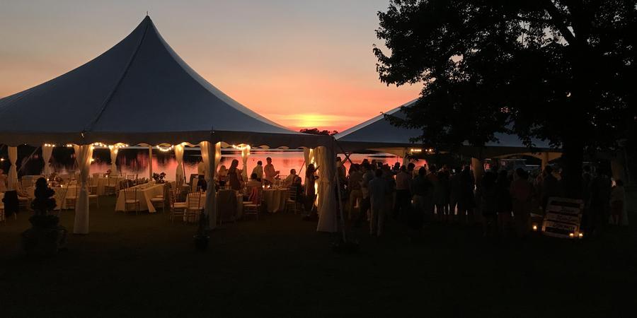The Inn at Tabbs Creek wedding Fredericksburg