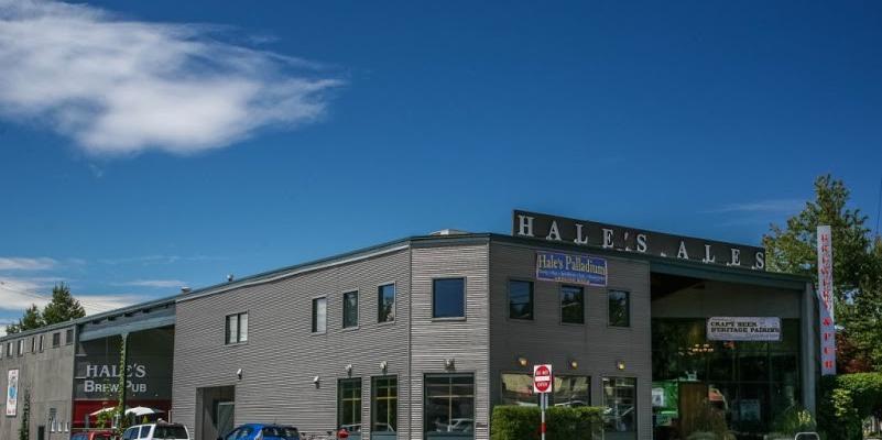Hales Brewery wedding Seattle