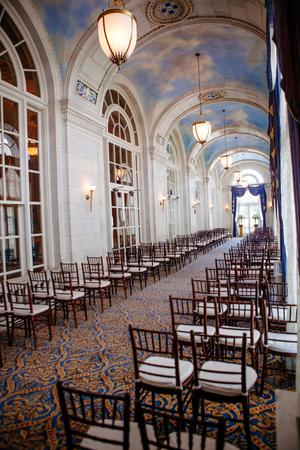 The Hermitage Hotel wedding Nashville