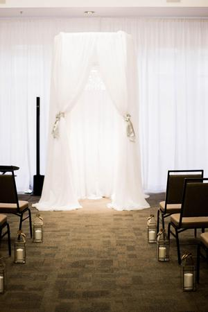 Event Halls at Greer City Hall wedding Greenville