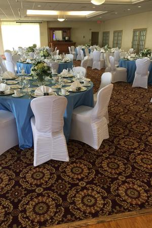 Fort Belvoir Officers Club wedding Northern Virginia