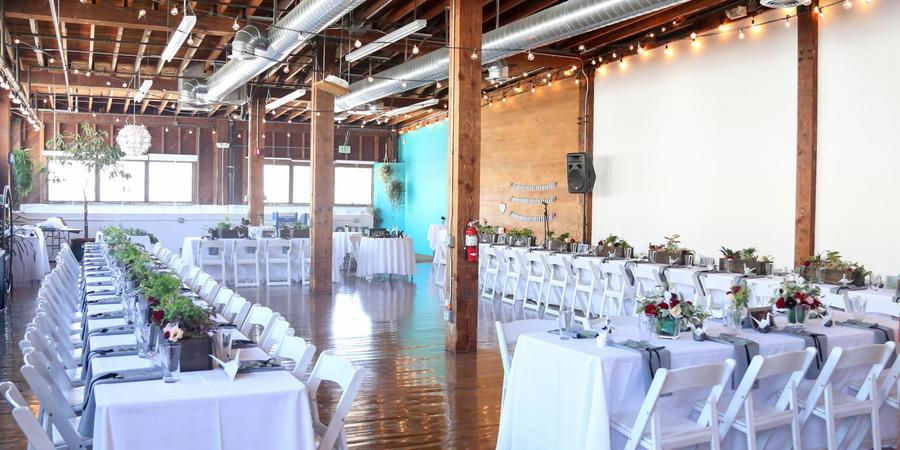 The Narrative Loft wedding Santa Barbara