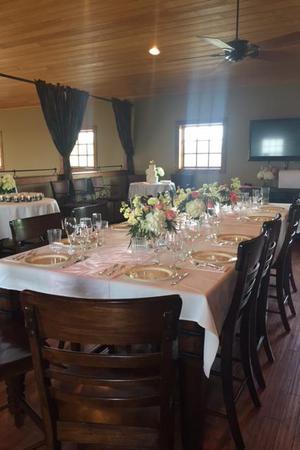 Saudé Creek Vineyards wedding Fredericksburg