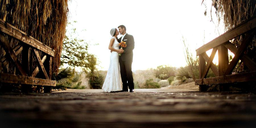 Desert Willow Golf Resort wedding Palm Springs