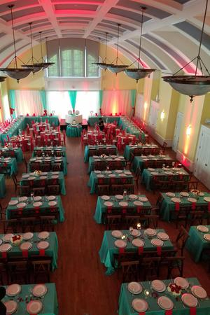 The Commons At Ashley Hall wedding Charleston