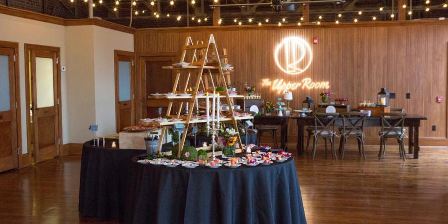 The Upper Room wedding Greenville