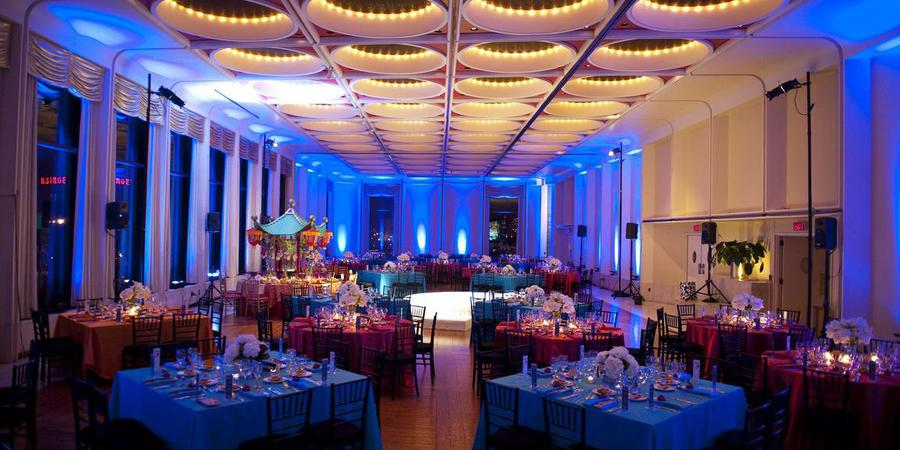 Marcus Center for the Performing Arts by Sazama's Fine Catering wedding Milwaukee