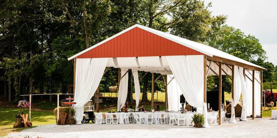 Five Dollar Farm wedding Atlanta