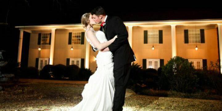 The Carriage House wedding Baton Rouge