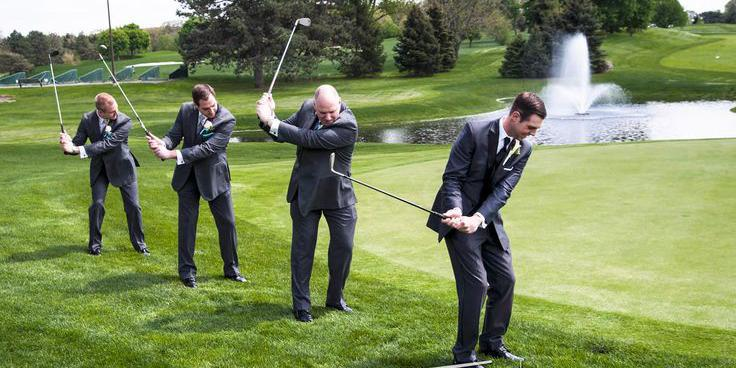 Arrowhead Golf Club wedding Chicago