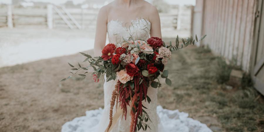 Eberle Barn wedding Everett