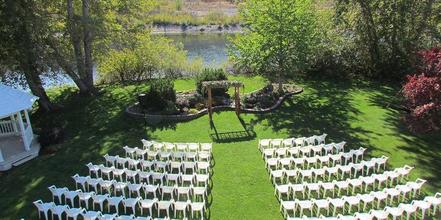 Warm Springs Inn & Winery wedding Yakima