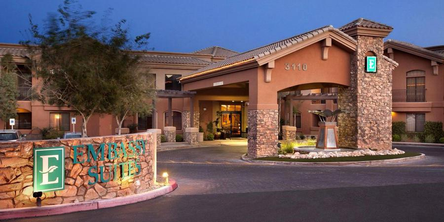 Embassy Suites by Hilton Tucson Paloma Village wedding Tucson