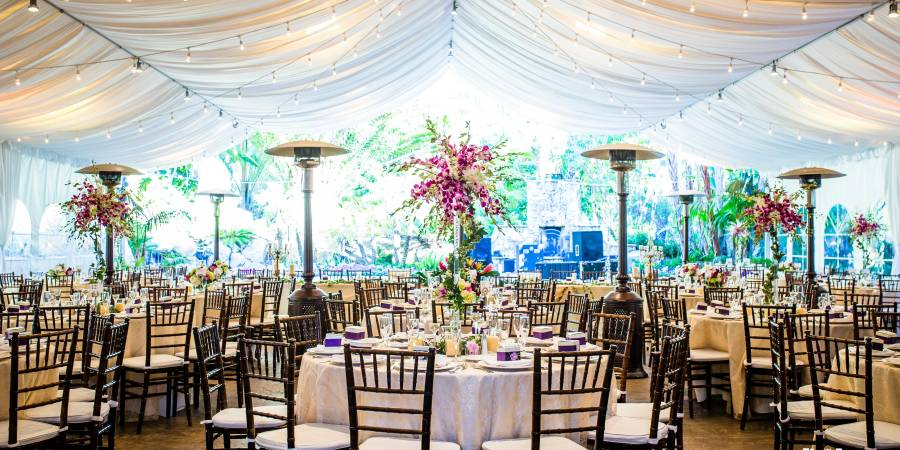 Grand Tradition Estate & Gardens wedding San Diego
