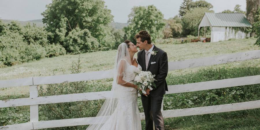 Briar Patch Bed and Breakfast Inn wedding Northern Virginia