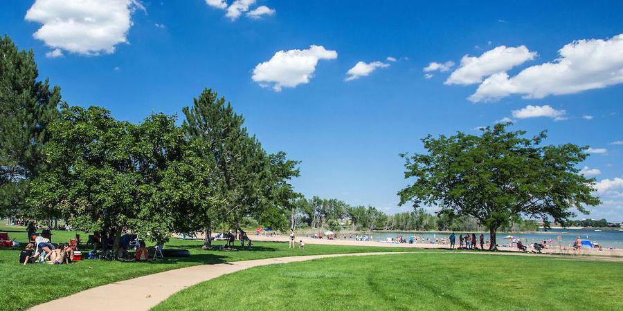 Boyd Lake State Park wedding Boulder/Fort Collins