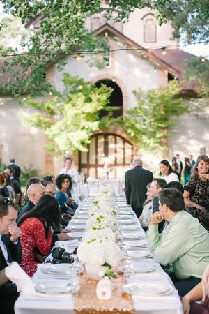 Charles Krug Winery wedding Napa/Sonoma