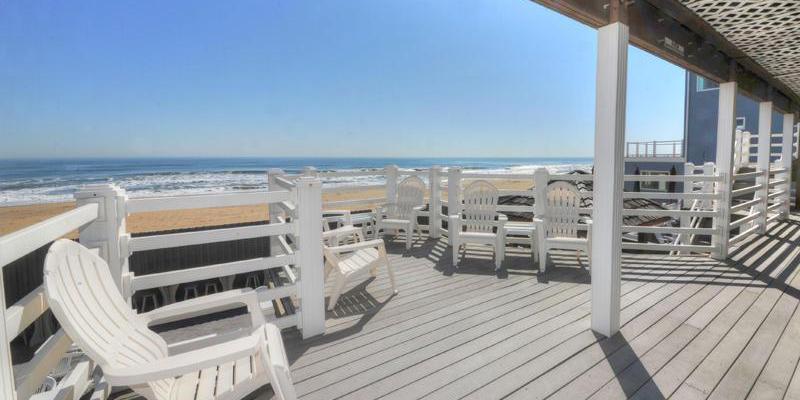 No Comparison Oceanfront wedding Virginia Beach