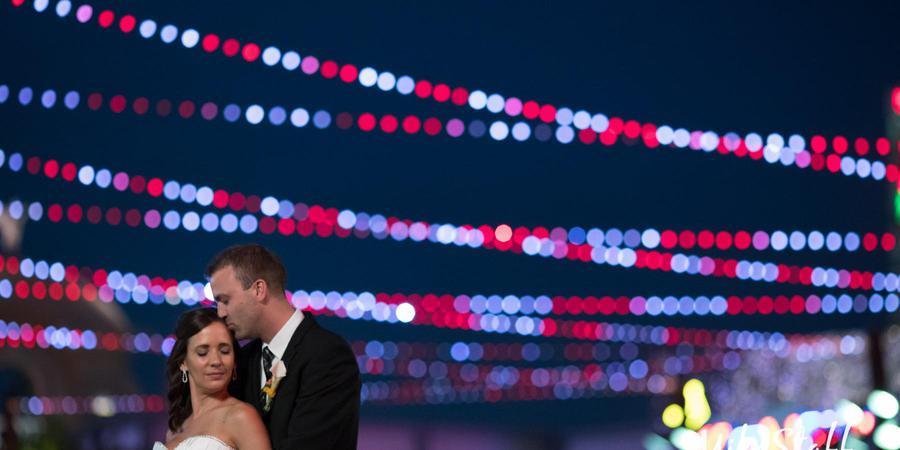 Aloft Chicago O'Hare wedding Chicago