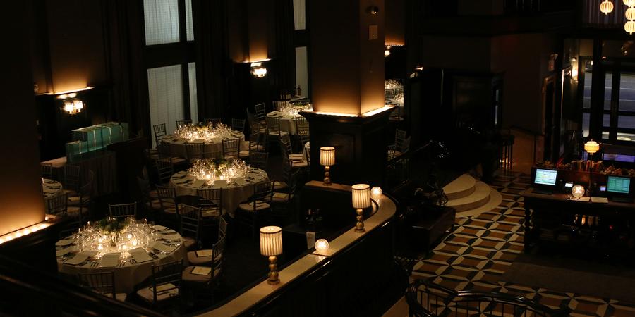 Del Posto wedding Manhattan