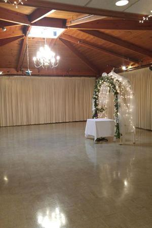 Rochester Elks Lodge wedding Merrimack