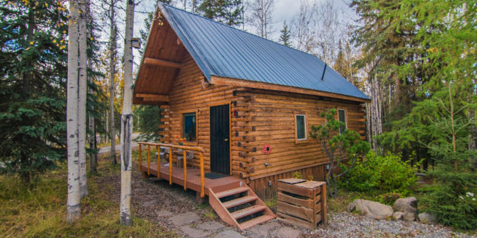 Kenai Magic Lodge wedding Alaska