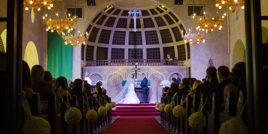 Coral Gables Congregational United Church of Christ wedding Miami