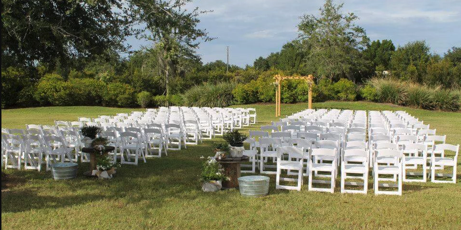 Southern Magnolia Acres wedding Tampa