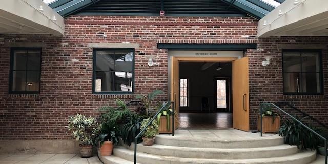 Delaware Center for Horticulture wedding Delaware