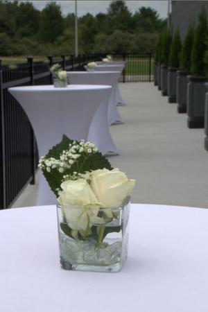 Graystone Event Center wedding Traverse City