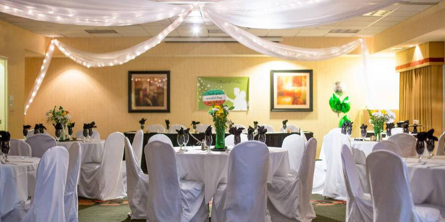 Holiday Inn Minneapolis NW - Elk River wedding Minnesota