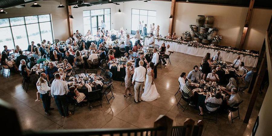 Liquid Art Winery And Estate wedding Kansas City