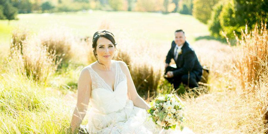 Grassy Hill Country Club wedding New Haven