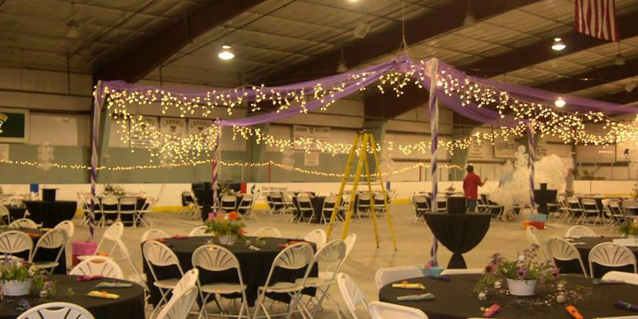 Laramie Ice & Event Center wedding Wyoming