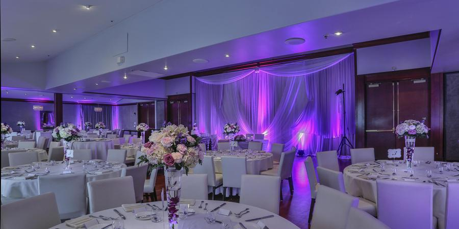 The Sea by Alexander's Steakhouse wedding Peninsula