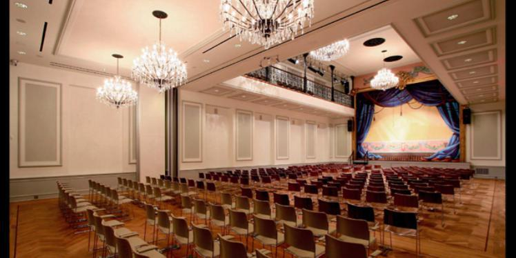 Bohemian Benevolent and Literary Association wedding Manhattan