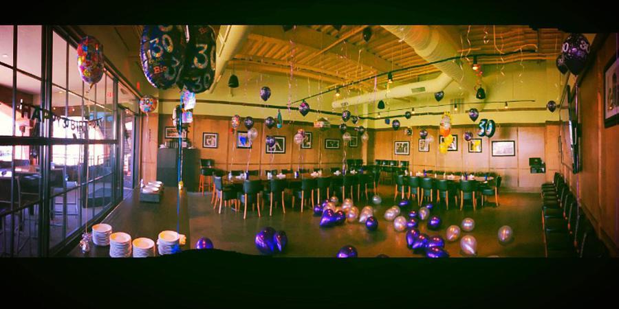 Bar Louie, Newport wedding Lexington