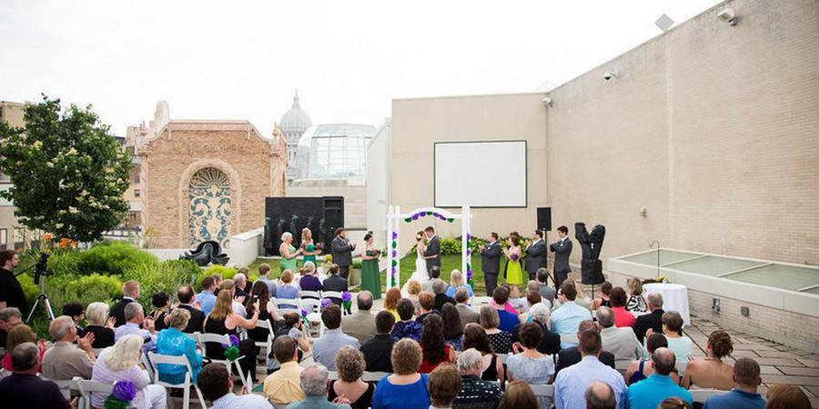 Madison Museum of Contemporary Art wedding Madison