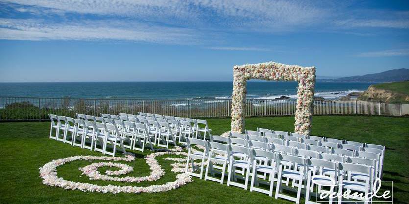 The Ritz-Carlton Half Moon Bay wedding Peninsula