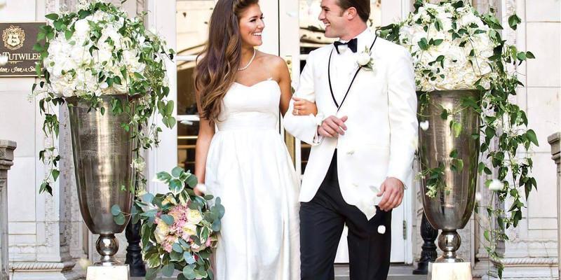 The Tutwiler Hotel wedding Birmingham