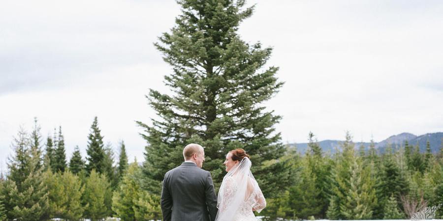 Cooper Spur Mountain Resort wedding Mt. Hood