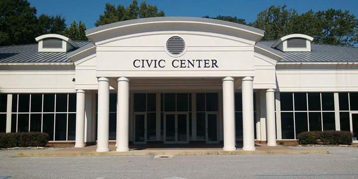 Wetumpka Civic Center wedding Birmingham